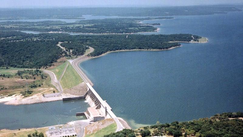 Lake Eufaula (File/US Army Corps of Engineers)