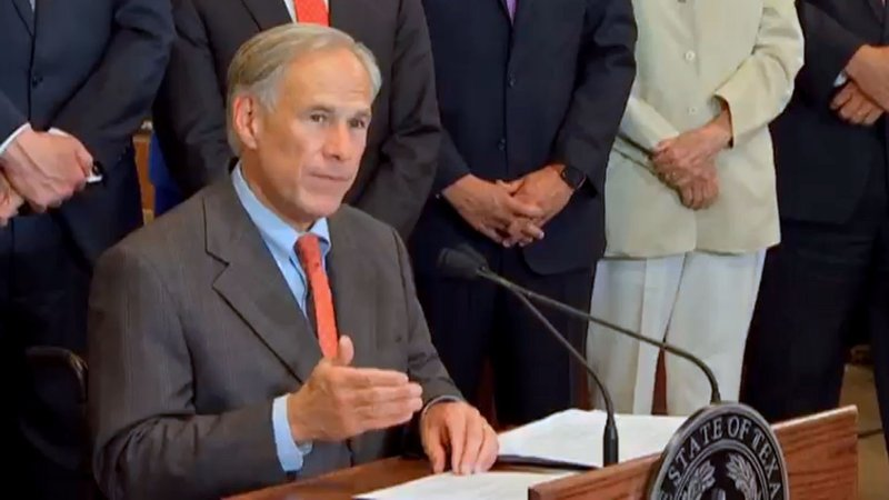 Texas Gov. Greg Abbott mandates education a priority for this legislative session