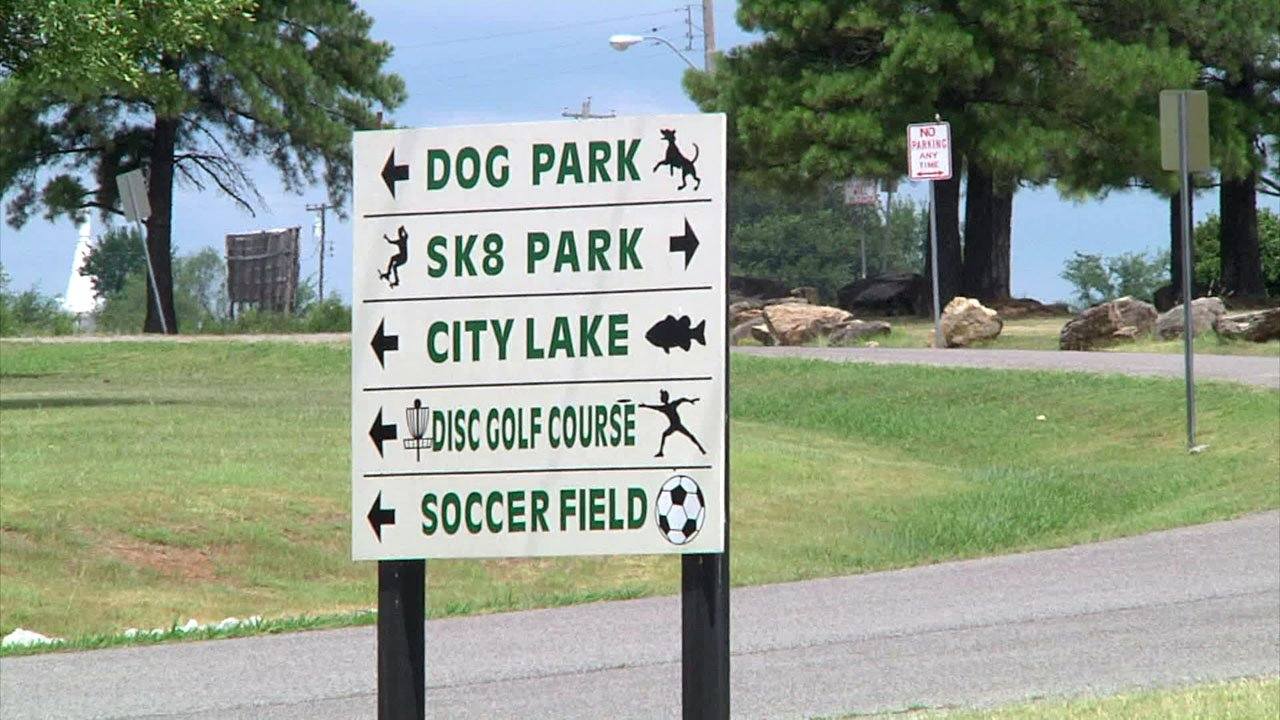 The City of Ardmore has 13 parks. (KTEN)