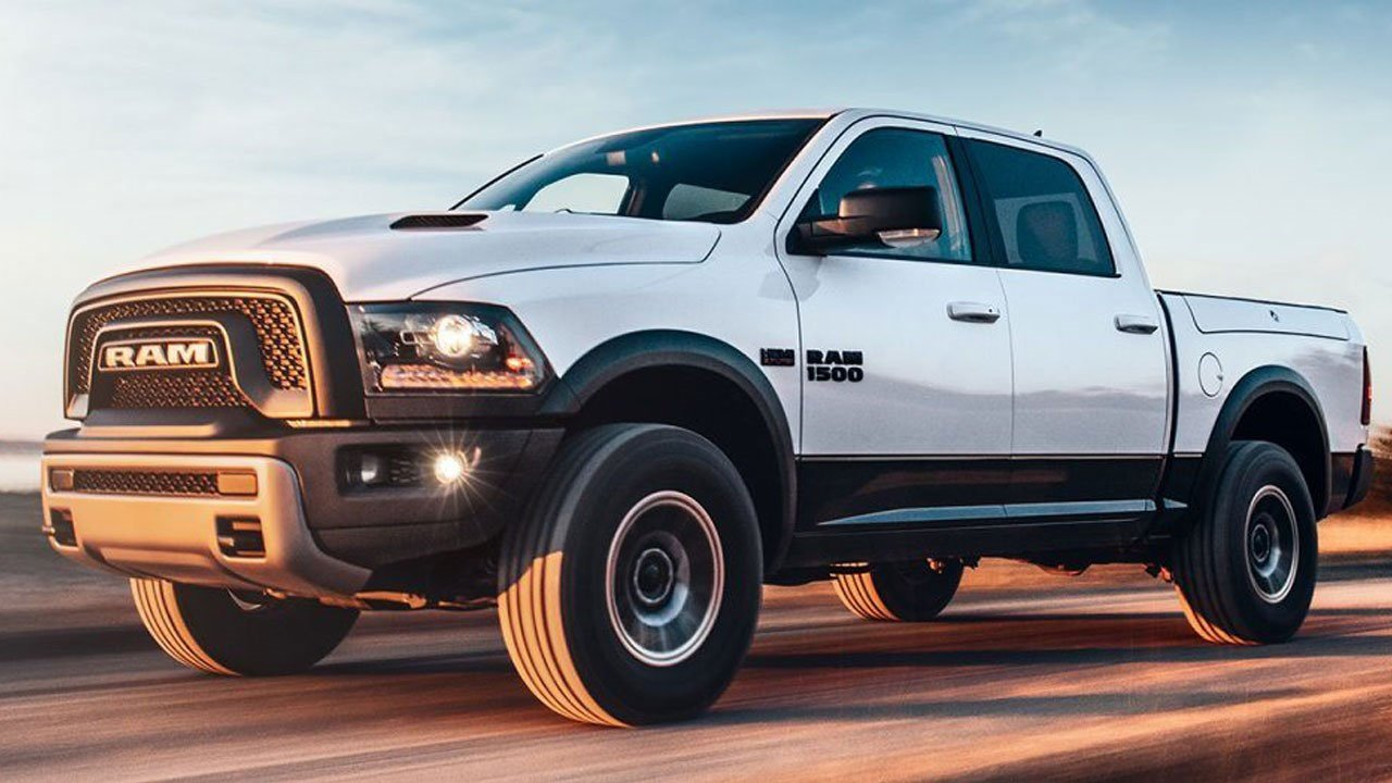 Chrysler Fiat is recalling more than 1.4 million Ram pickup trucks. (FCA photo)