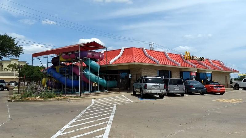The Denison McDonald's will close on August 11, 2018. (KTEN)