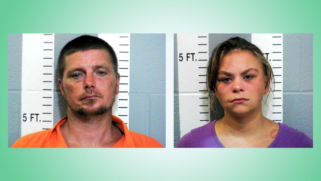 Douglas Hart Jr. and Elizabeth Hart. (Carter County Sheriff)