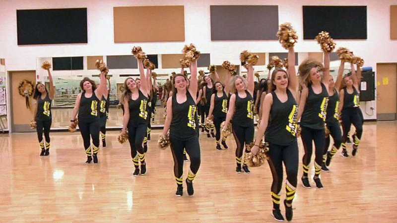 The Denison Stingerettes will perform at the 2019 Macy's Thanksgiving Day Parade in New York. (KTEN)