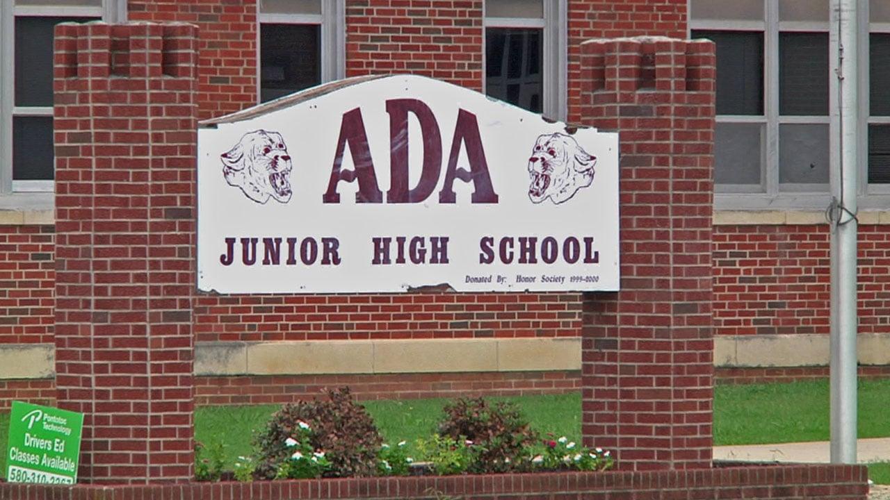 Ada Junior High School (KTEN)