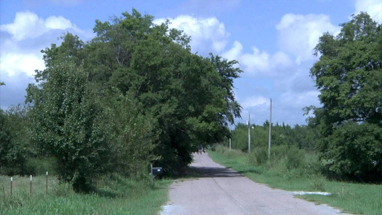 A new housing development is planned along Cemetery Road in Durant. (KTEN)