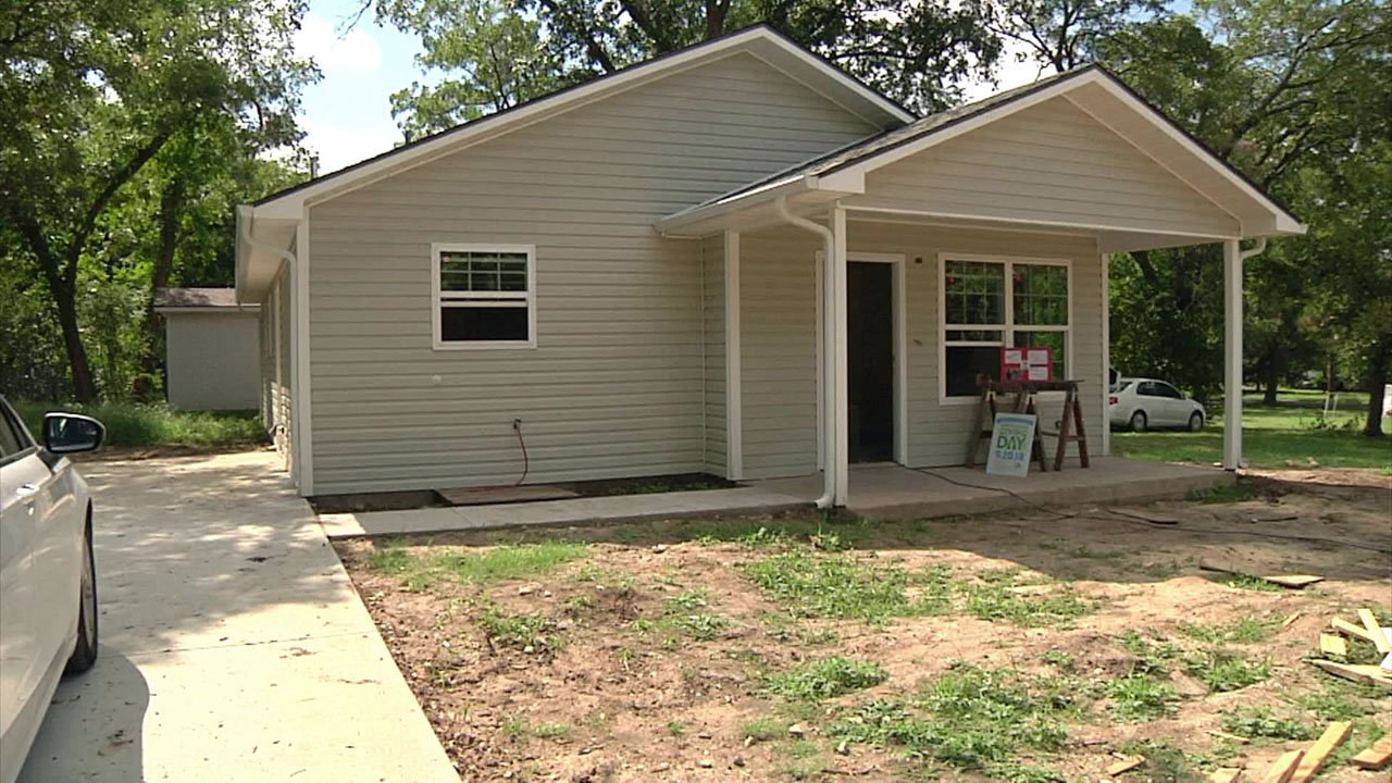 Habitat for Humanity builds homes and hope for families in need. (KTEN)