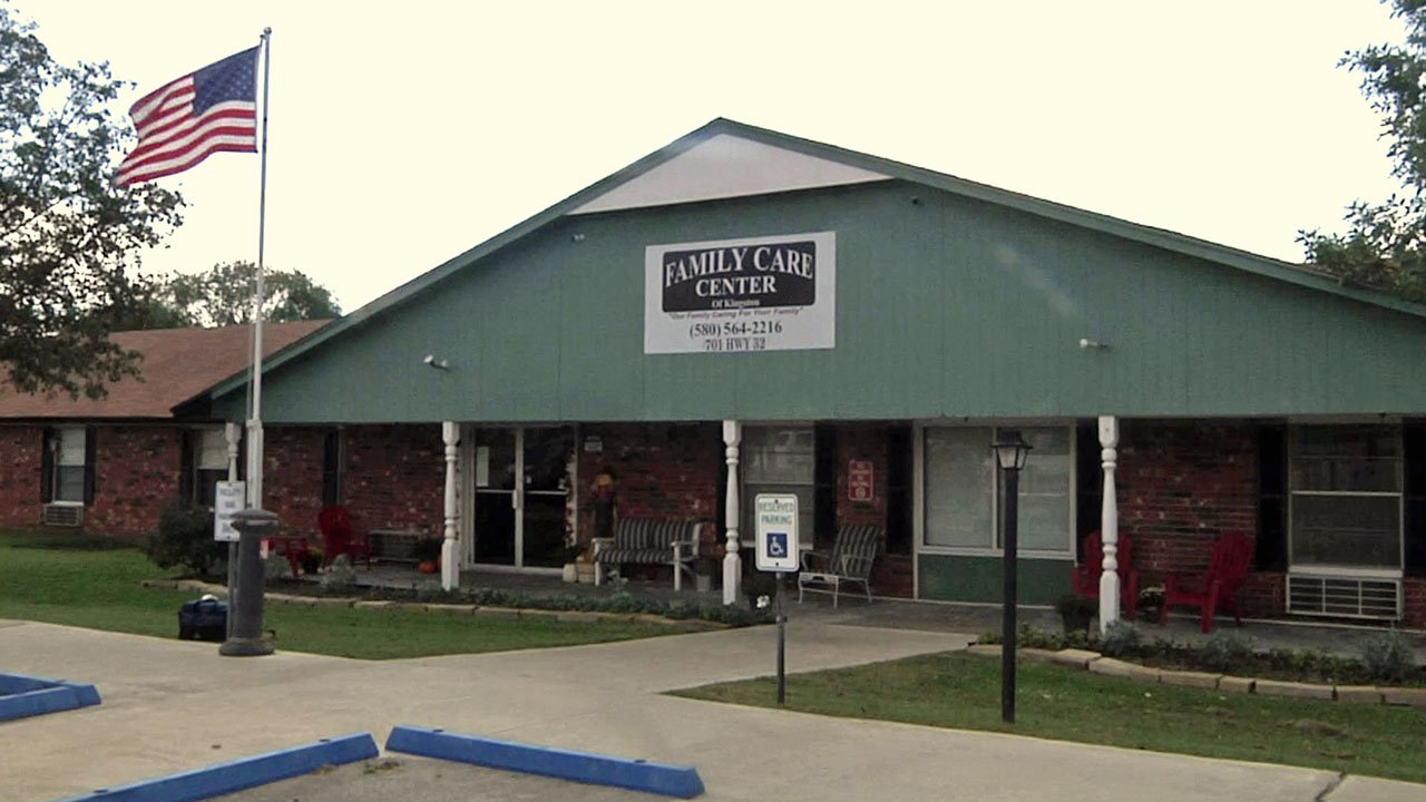 The Family Care Center of Kingston is asking for donations to help renovate the facility. (KTEN)