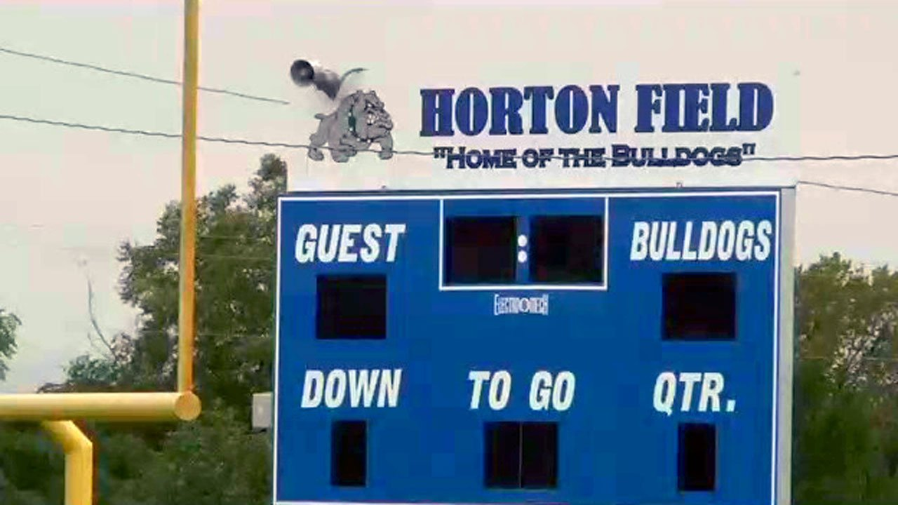 The remainder of Healdton's 2018 football season has been canceled. (KTEN)