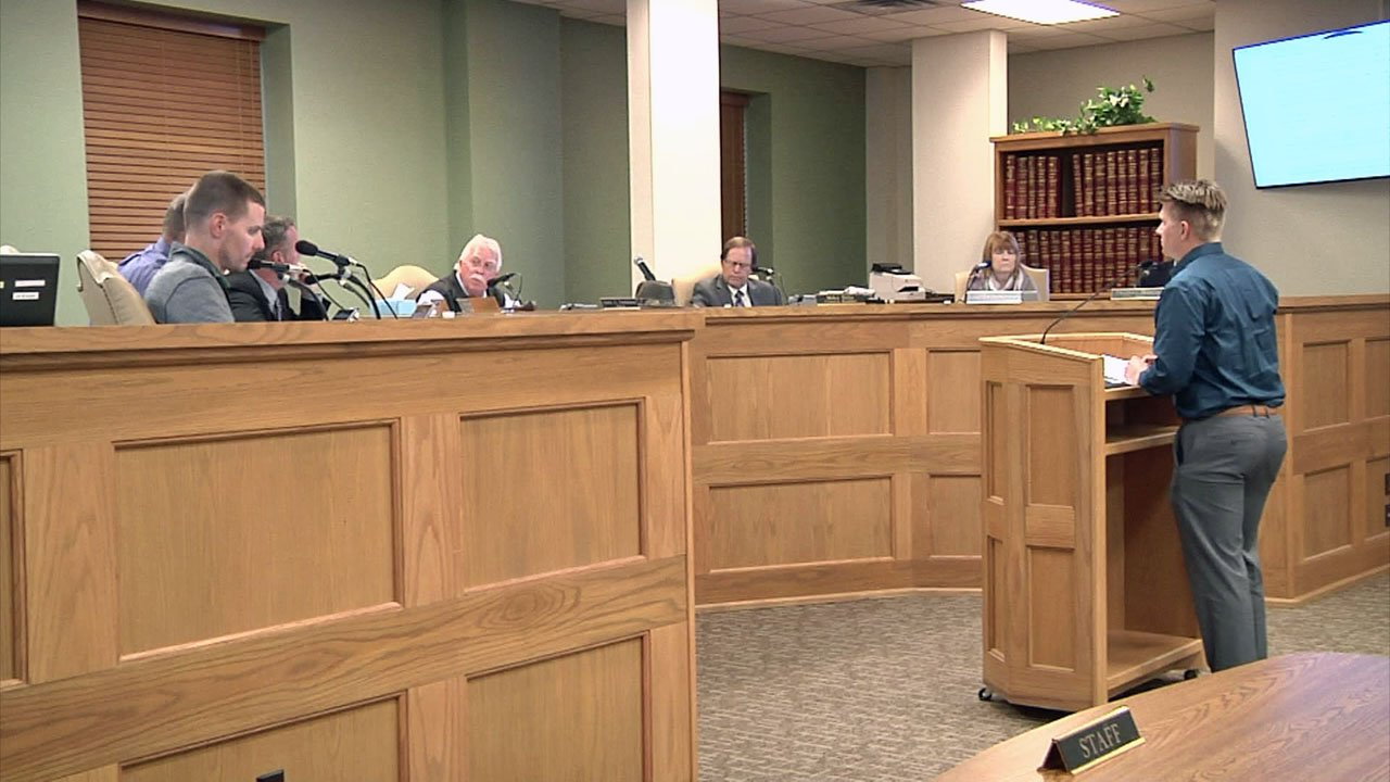 The Durant City Council discussed a proposed medical marijuana ordinance on October 9, 2018. (KTEN)