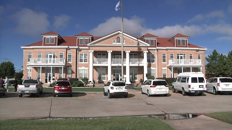 There are plans to replace the aging Oklahoma Veterans Center in Ardmore. (KTEN)