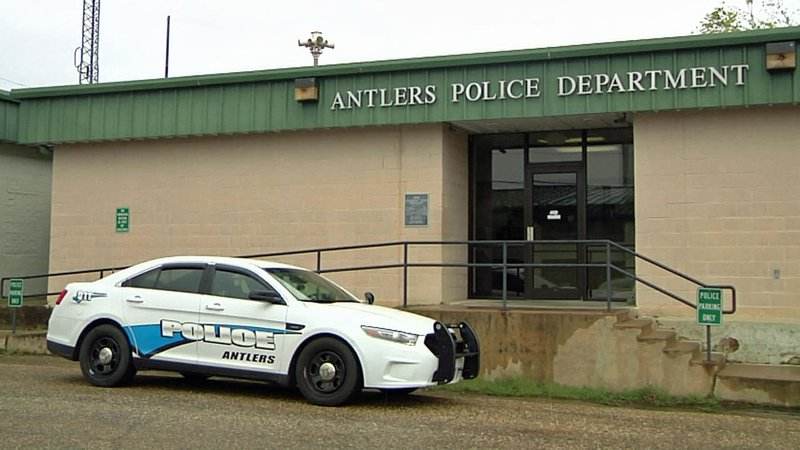 The Antlers Police Department. (KTEN)