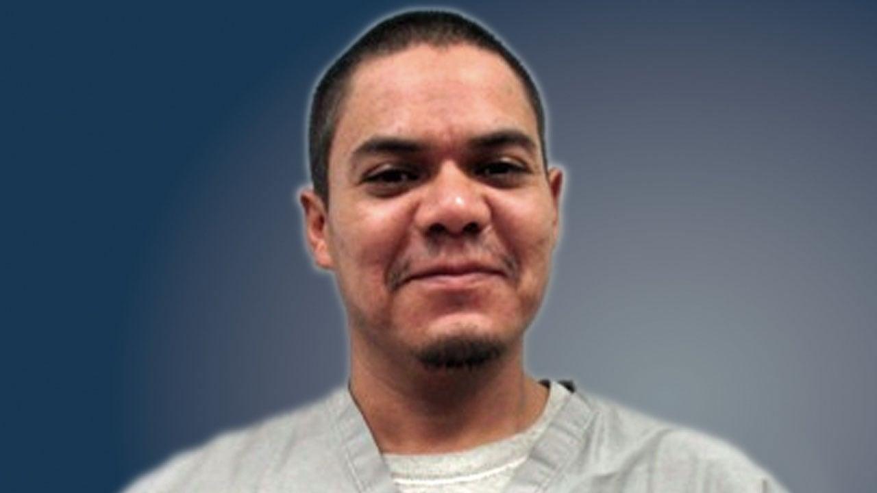 Alvaro Rodriguez escaped from an Atoka County prison on October 15, 2018. (Oklahoma DOC)