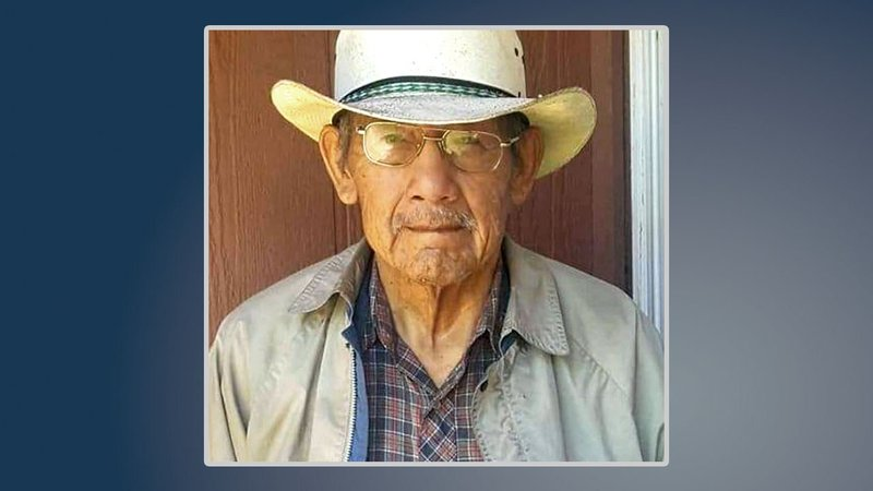 A Silver Alert was issued for 75-year-old Wesley Stillsmoking. (Facebook)