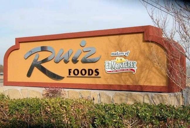 Ruiz Foods recalls over 2 million pounds of food