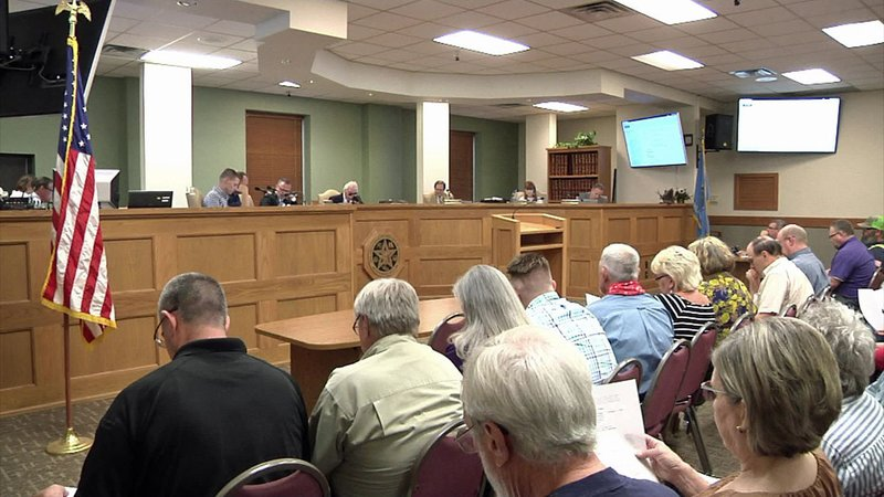 The Durant City Council approved a new medical marijuana ordinance. (KTEN)