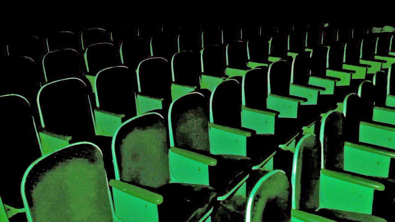 Is Denison's landmark Rialto Theater haunted? (KTEN)