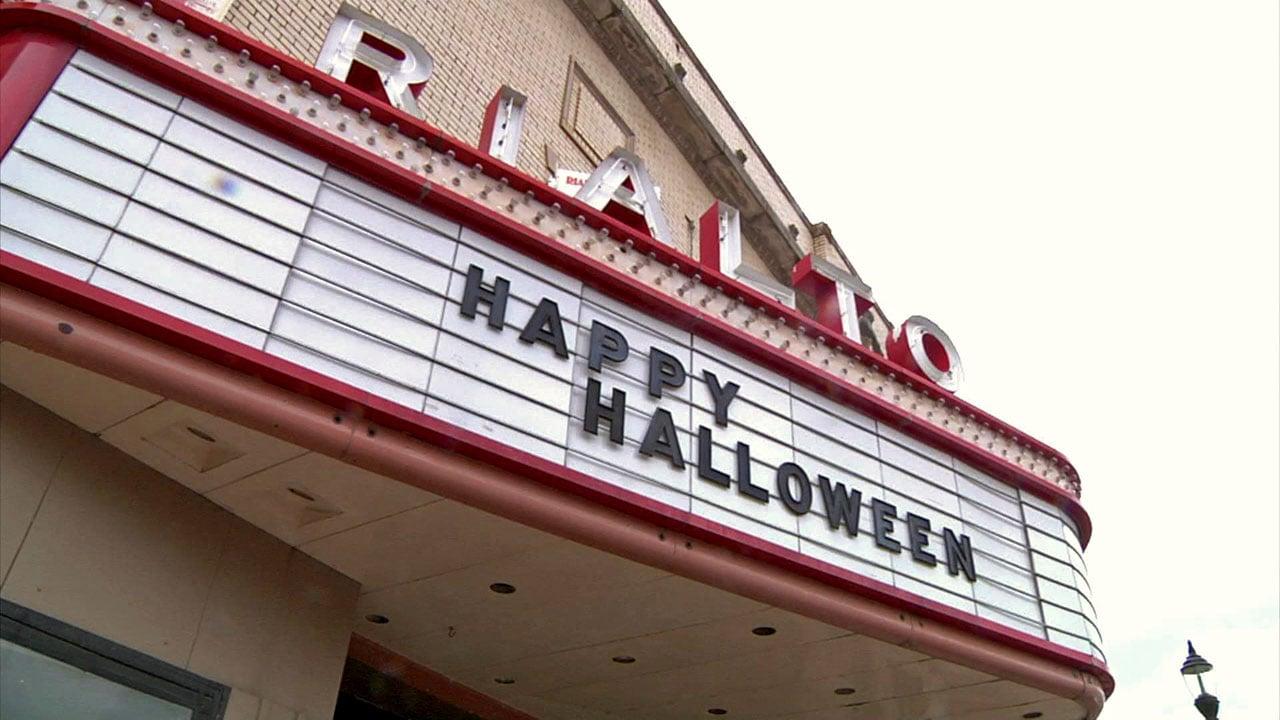 The Rialto Theater on Main Street in Denison opened in 1920. (KTEN)