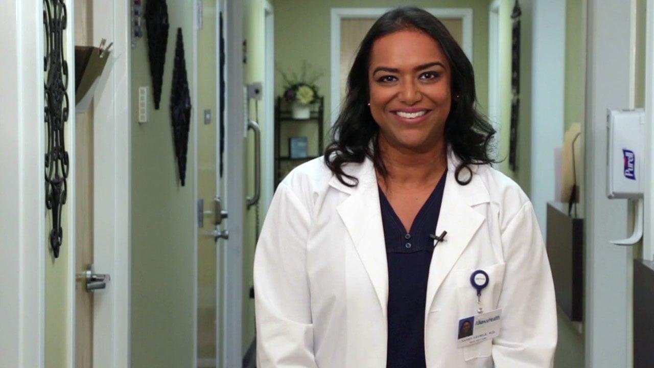 Dr. Sandy George (AllianceHealth Durant)