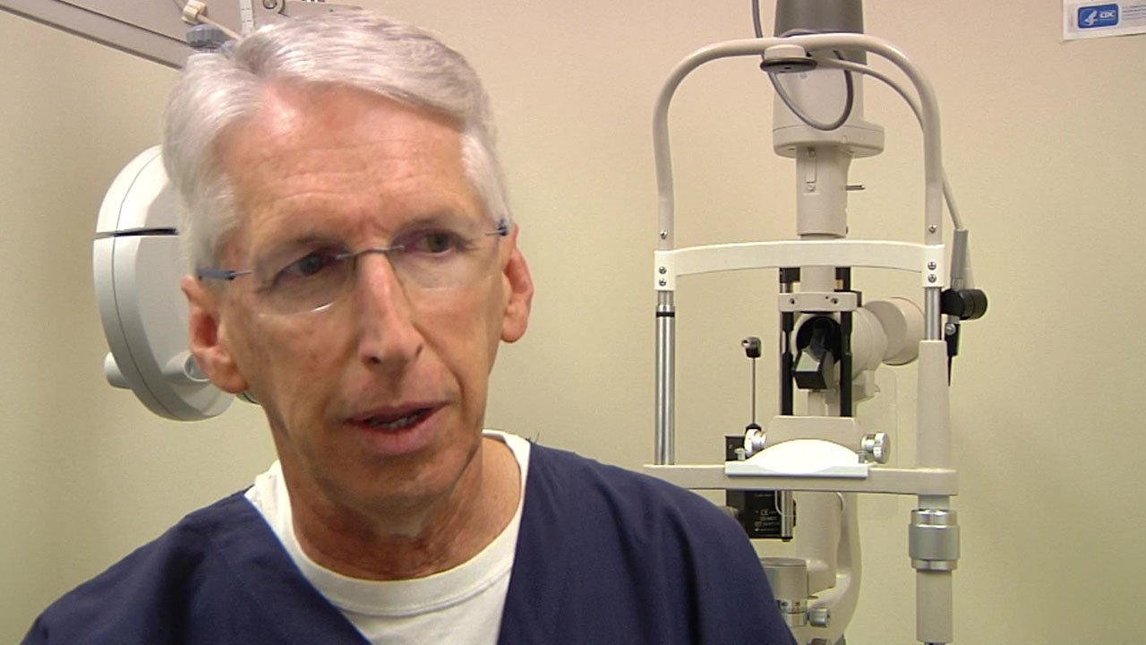 Durant optometrist Dr. Gregory Clay opposes State Question 793. (KTEN)