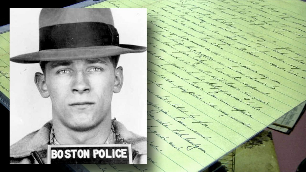"James ""Whitey"" Bulger wrote letters to the director of the Atoka County Museum. (KTEN)"