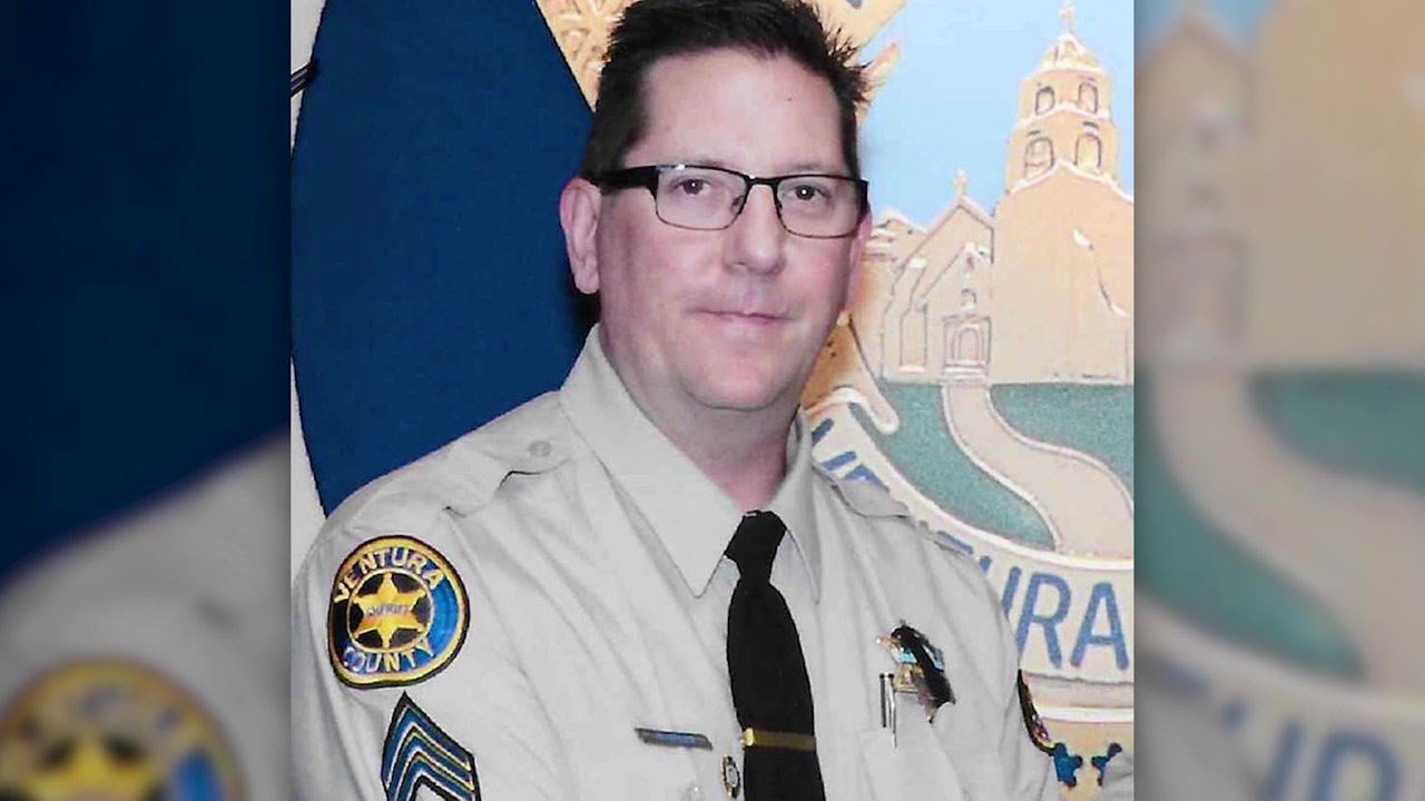 Ventura County Sheriff's Department Sgt. Ron Helus was among the victims in the Thousand Oaks, California, mass shooting on November 8, 2018. (CNN)