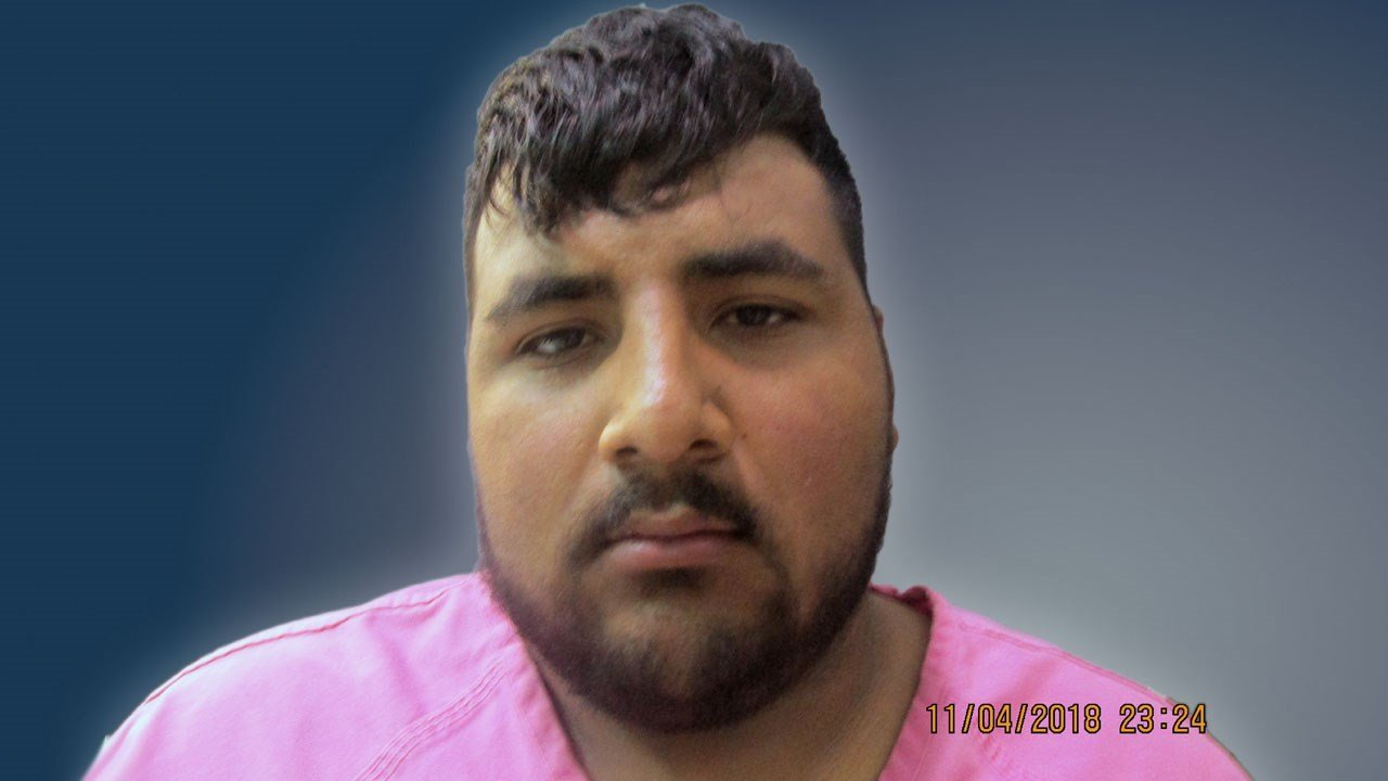 Jose Carrion was arrested and charged with a variety of sexual crimes against a minor female. (Johnston County Sheriff's Office)