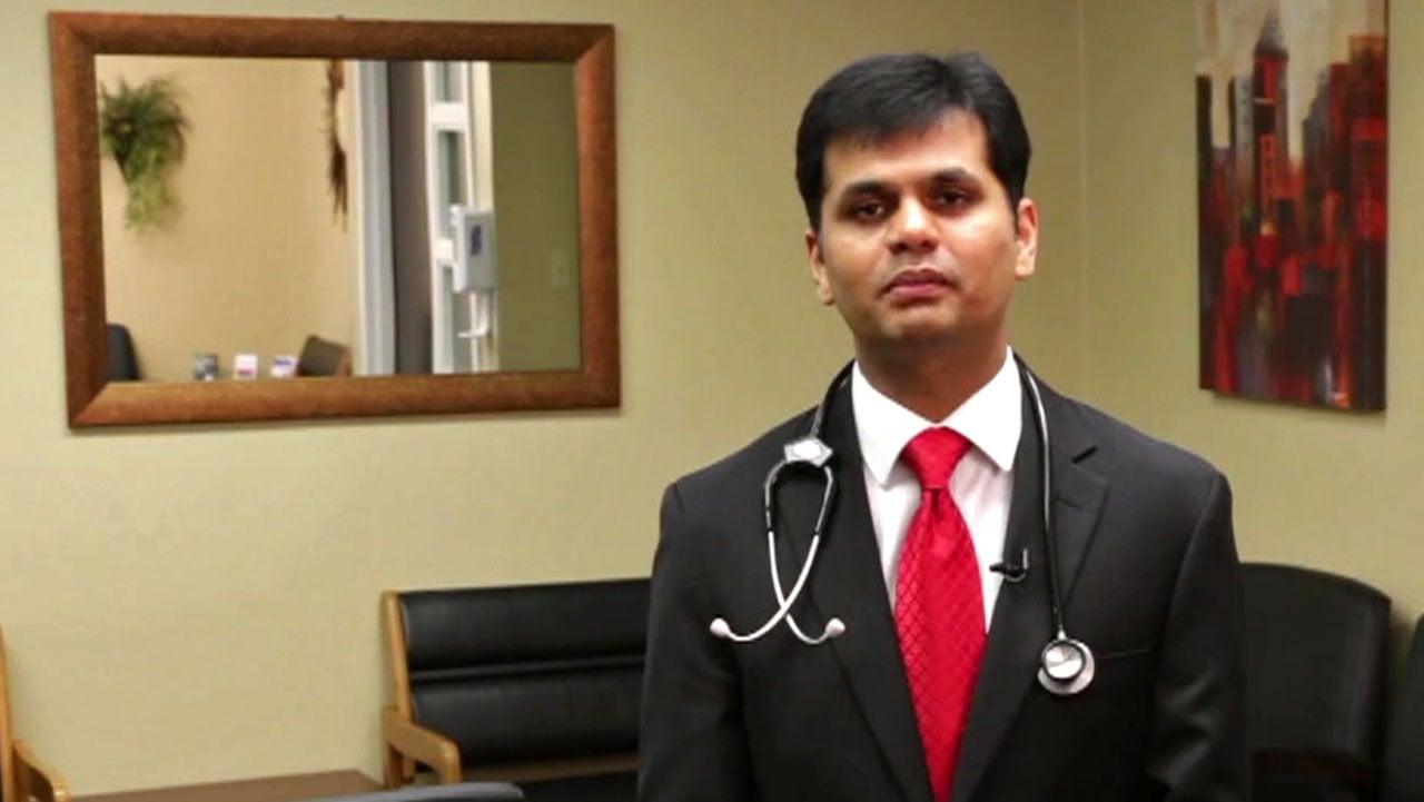 Dr. Satish Bagdure. (AllianceHealth Durant)