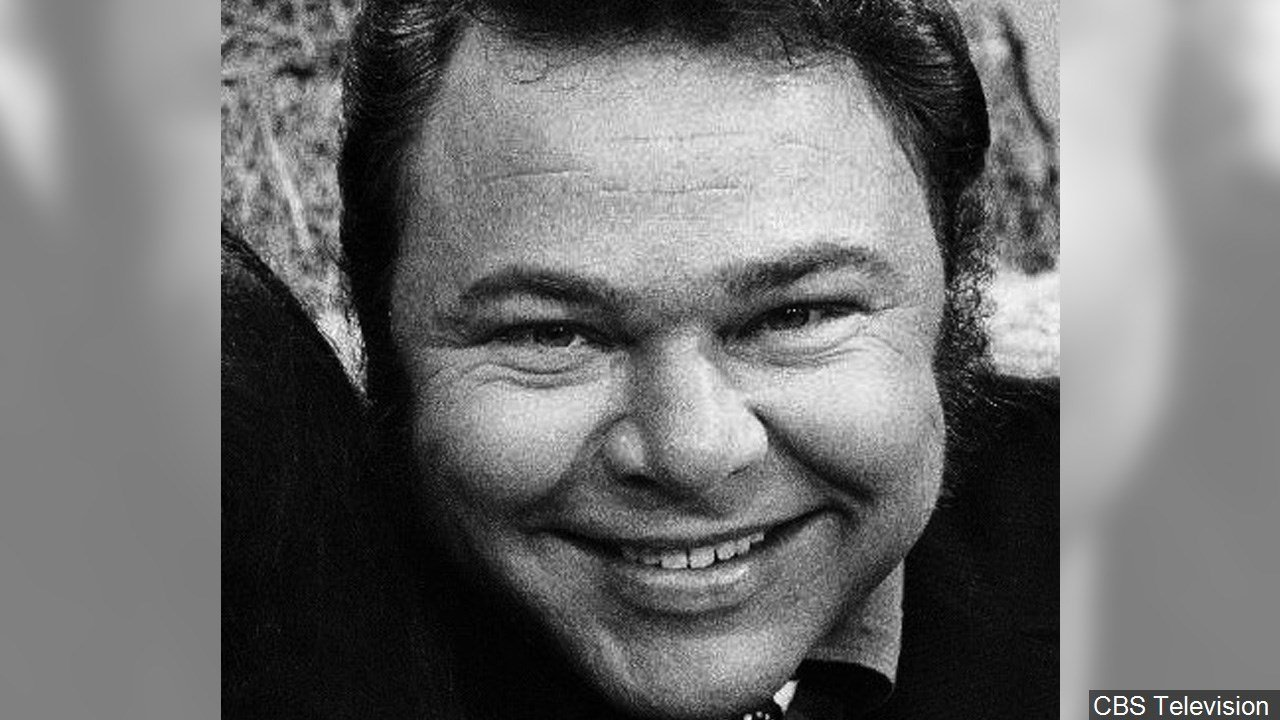 Roy Clark was one of country music's best-known stars. (CBS Television)