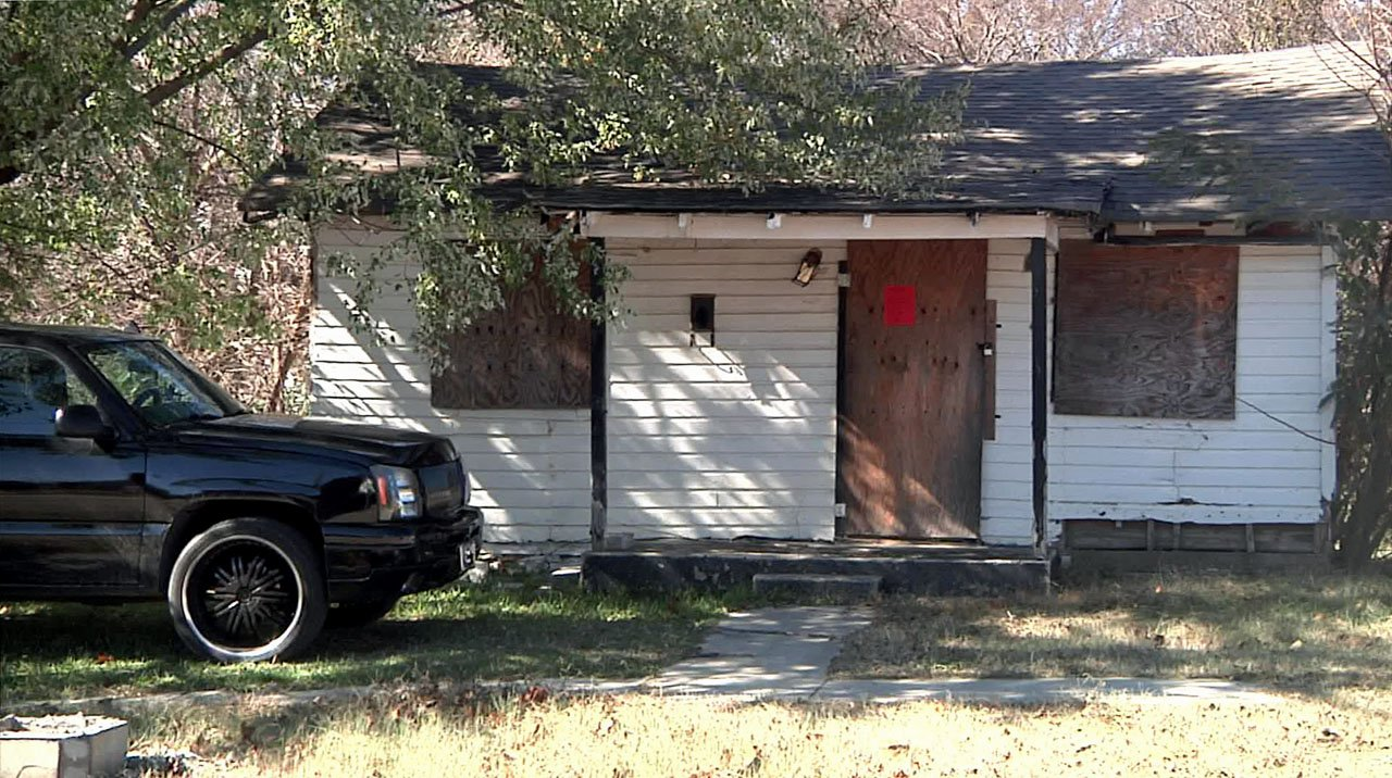About 20 structures are listed for demolition in Ardmore. (KTEN)