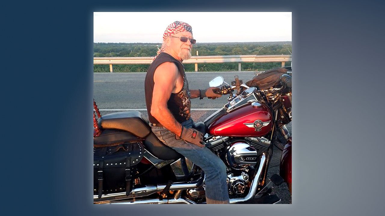 Colbert police said Robert R. White died after his motorcycle was hit by another vehicle on November 24, 2018. (Facebook)
