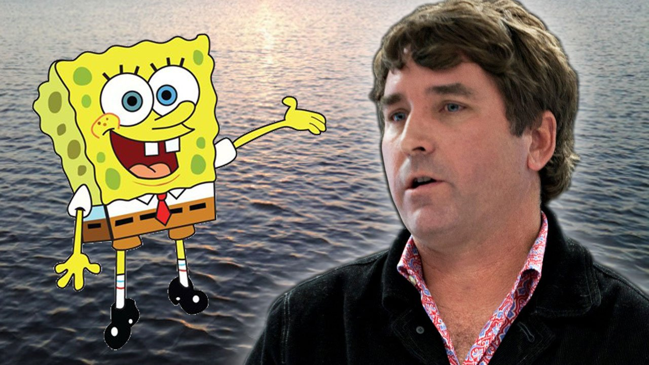 Stephen Hillenburg created SpongeBob SquarePants. (Viacom/Nickelodeon/KTEN)