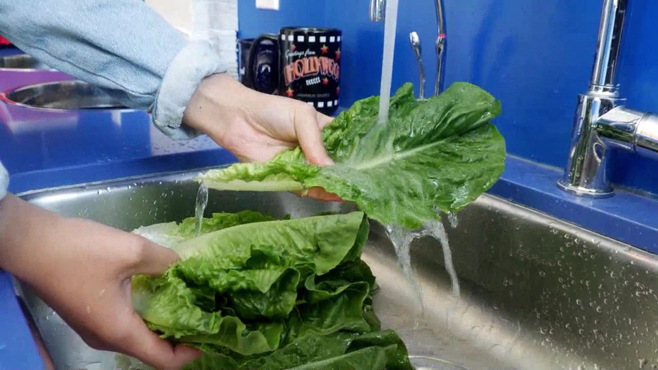 A recall of romaine lettuce has been lifted for produce that wasn't grown in Central California. (KTEN)