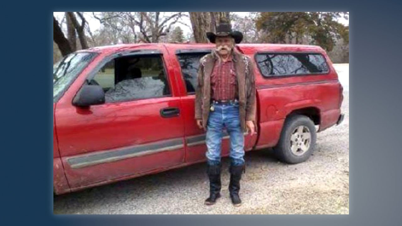 William Haggard, 75, was reported missing by Murray County authorities. (Courtesy)