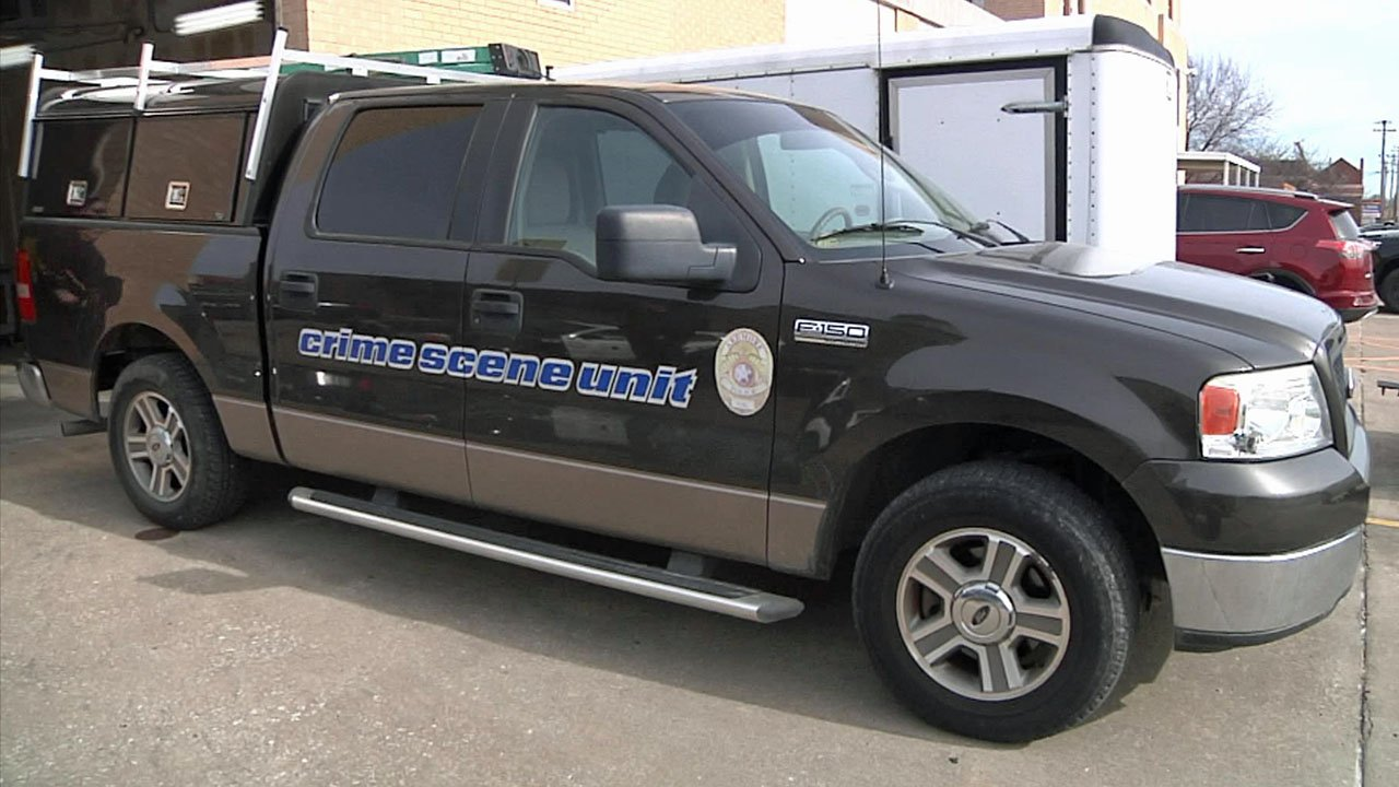 Ardmore police are getting a second vehicle to supplement the department's crime scene unit. (KTEN)
