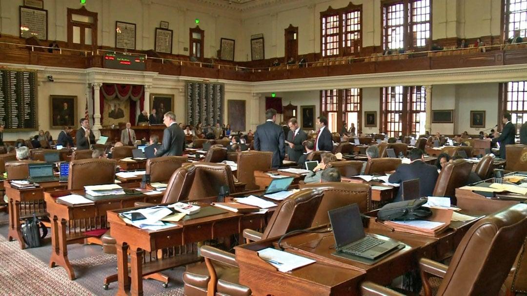 The Texas House of Representatives (NBC News/File)