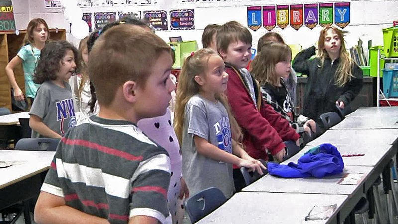 Some Oklahoma school districts have more students than they can handle. (KTEN)