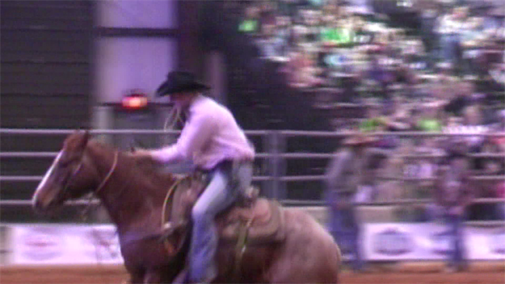 The 4th annual Sam Wampler Freedom Ford Pro Rodeo takes place inside of the McAlester Expocenter (Kten)