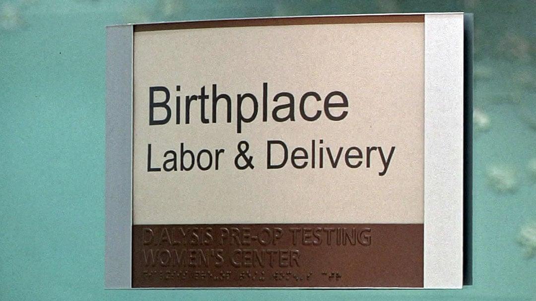 Children are being restricted from Mercy Hospital's newborn unit. (KTEN)