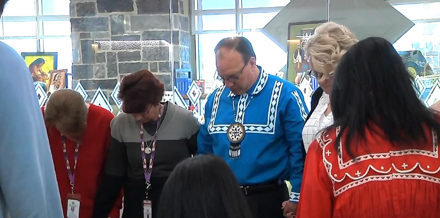Native American tribes continue to evolve in the modern world