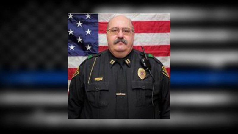 For the fourth year, a blood drive honors the memory of Bonham police Capt. Tim La Vergne Sr. (Courtesy)