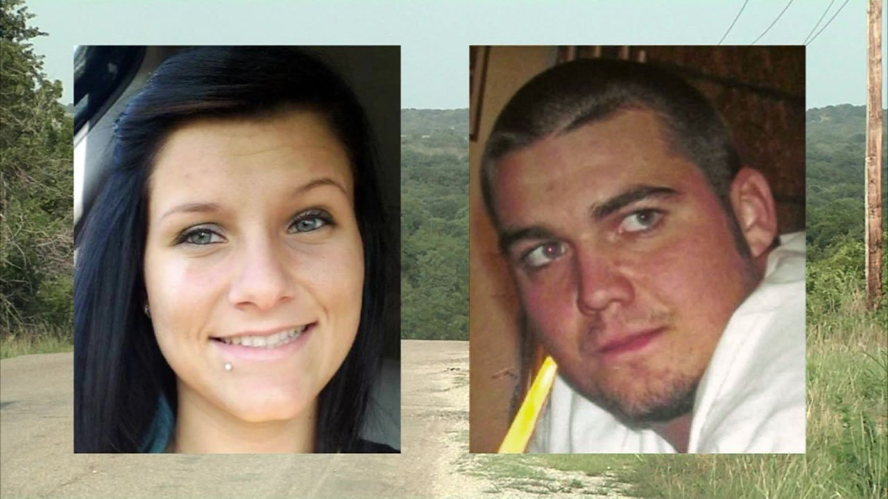 Molly Miller and Colt Haynes disappeared in July, 2013. (KTEN)