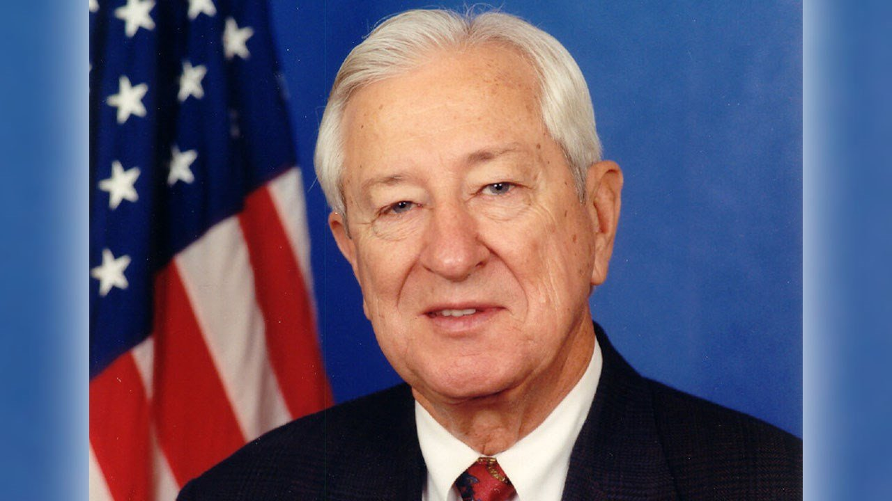 Former Texas Rep. Ralph Hall. (File photo)