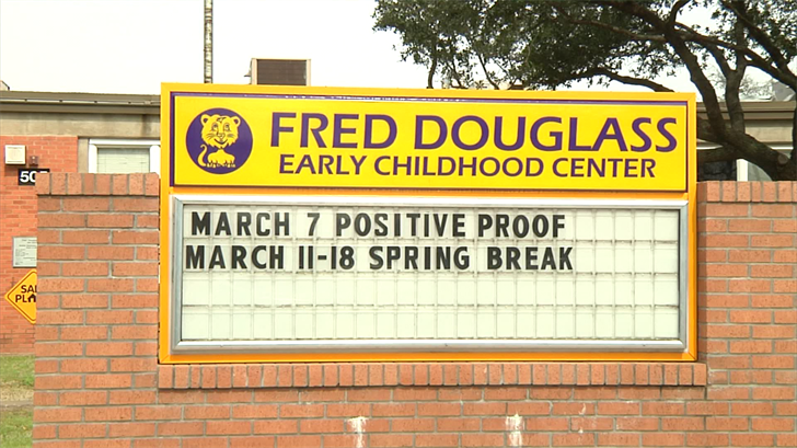 Sherman ISD is opening online registration early for their early childhood programs at Fred Douglass Early Childhood Center.