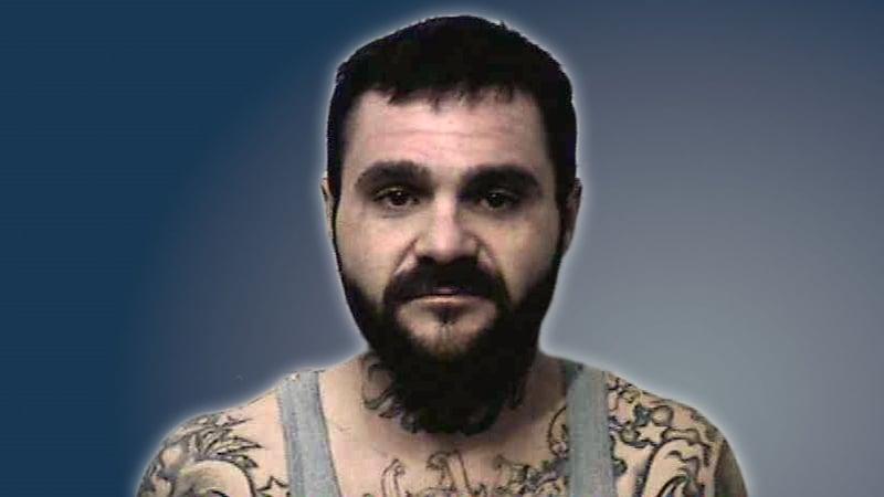Gregory Gamblin Jr. was arrested on a murder warrant. (Choctaw County Jail)