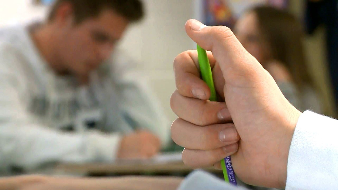 Funding for Oklahoma classrooms was not set by the April 1 deadline. (KFOR)