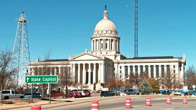 The Oklahoma Capitol (KFOR)