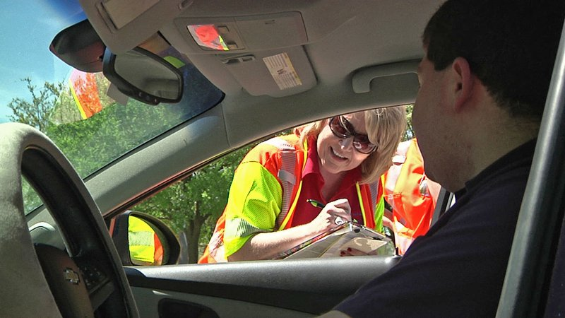Motorists in Denison could get a CarFit checkup. (KTEN)