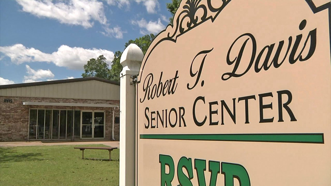 Durant's senior center is in need of a replacement. (KTEN)