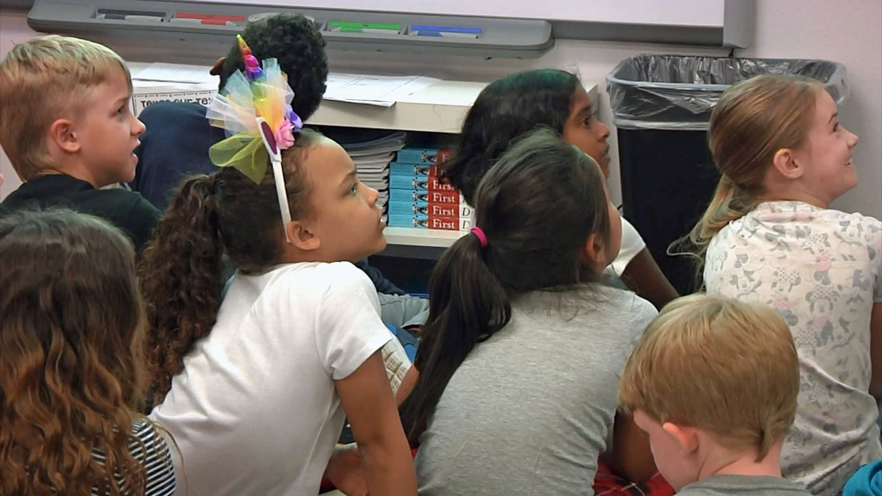 Three Denison ISD elementary schools have reached capacity. (KTEN)