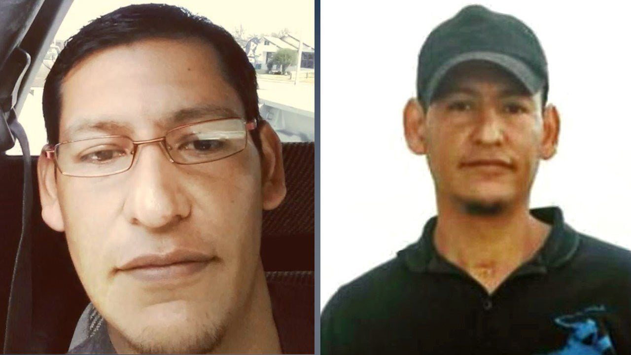Ardmore police released these photos of child sexual assault suspect Jorge Maldonado. (Courtesy)